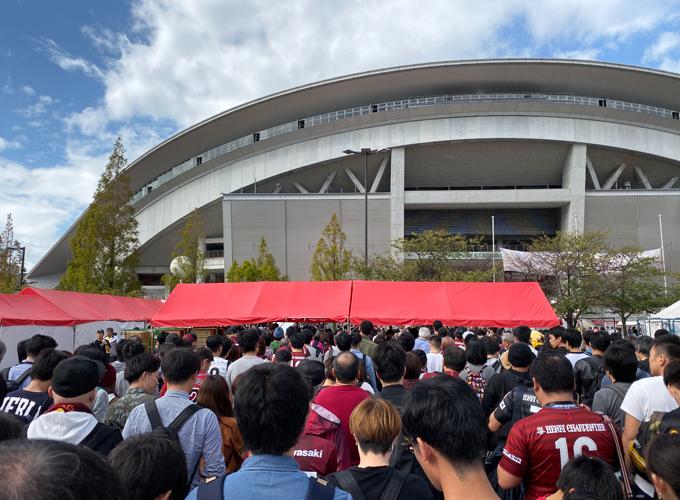 ヴィッセル神戸 vs FC東京