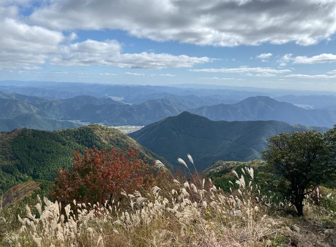 千ヶ峰トレッキング(三谷コース)