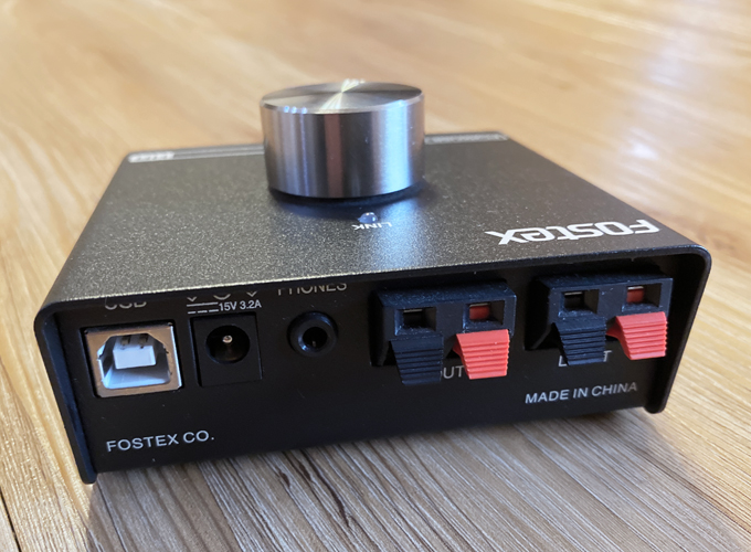 FOSTEX PC200USB-HR