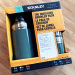 キャンプにも便利!コストコでスタンレーの真空断熱グロウラーを衝動買い♪