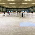 家族券がおトク!ピュアスポーツ柏原でアイススケートを楽しんできました♪