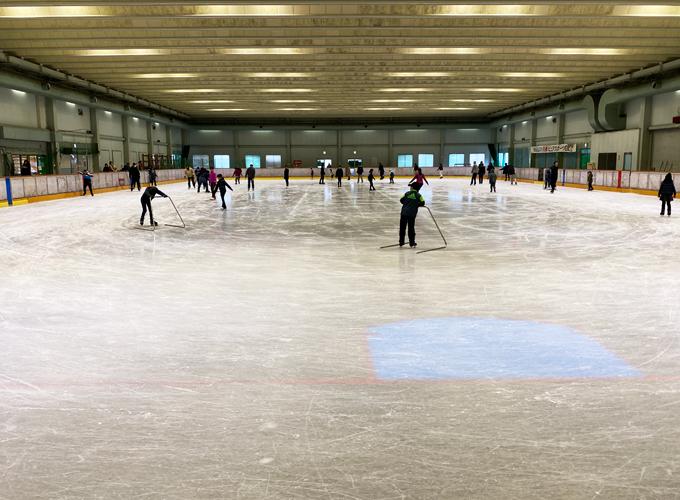 ピュアスポーツ柏原 アイススケート