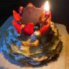 妻の42才の誕生日♪