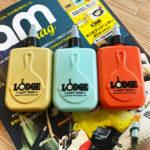 アウトドア雑誌「fam_mag」2020年夏号の特別付録は「LODGE ネジ式ディスペンサーボトル」