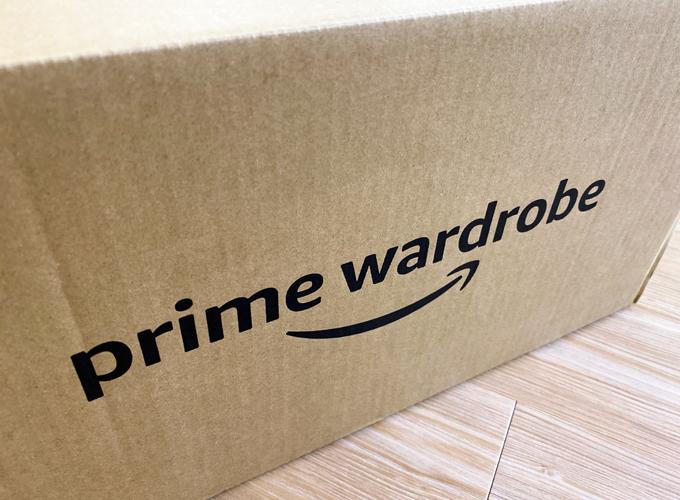 Amazon Prime Wardrobe(プライム・ワードローブ)