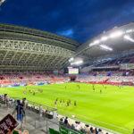 半年ぶりのスタジアム観戦!ルヴァン杯 準々決勝「ヴィッセル神戸 vs 川崎フロンターレ」を息子と観てきました♪