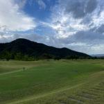 久しぶりのゴルフ!台風接近で暴風雨の日にラウンドしてきました♪