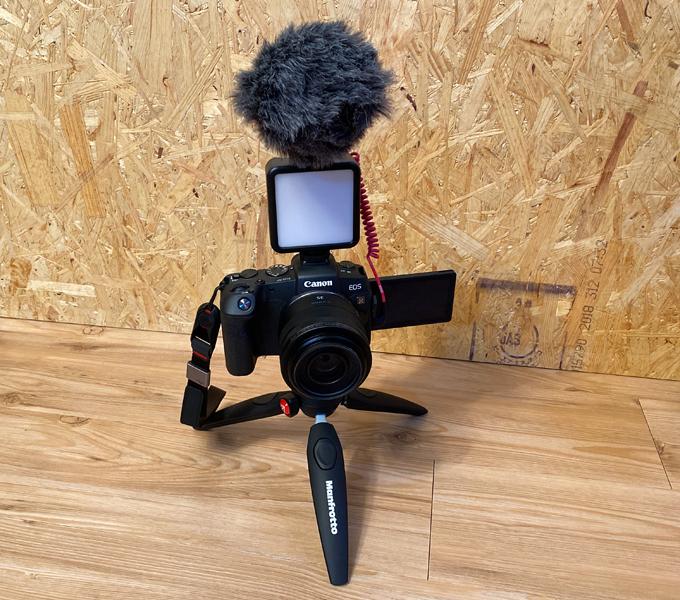 Canon EOS RP Webカメラ