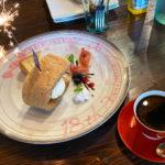 祝・結婚18周年!素敵な古民家カフェ「CODATE 293 cafe.」でステーキランチ♪