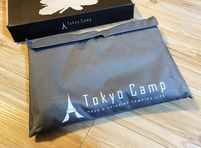 TokyoCamp コンパクト焚火台
