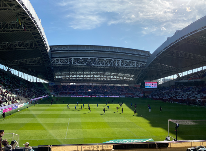 ヴィッセル神戸 vs 湘南ベルマーレ