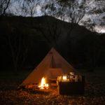 無料で快適!古法華自然公園キャンプ場でソロキャンプを楽しんできました♪