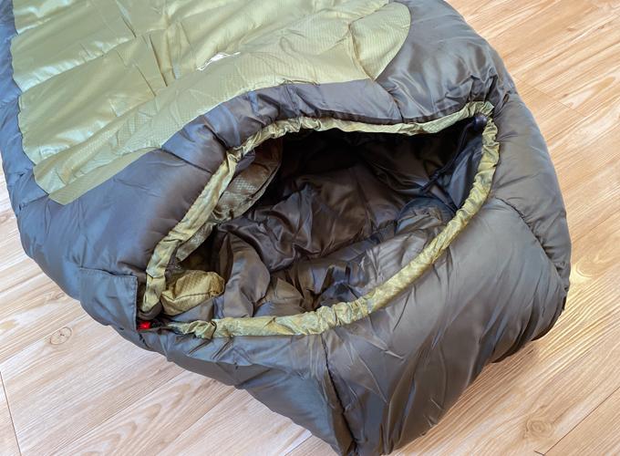 -18℃対応 コールマン寝袋