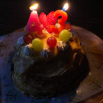 妻の43才の誕生日♪