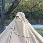 ソロキャンプ用テント(テンマクデザイン パンダ TC)の修理をメーカーに依頼しました!