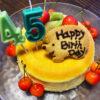45歳の誕生日♪