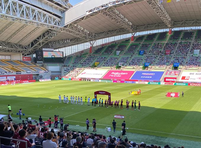 2021 J1 第17節 ヴィッセル神戸 vs サガン鳥栖